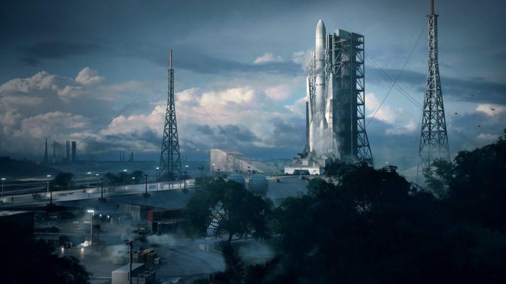 Orbital - Weltraumhafen